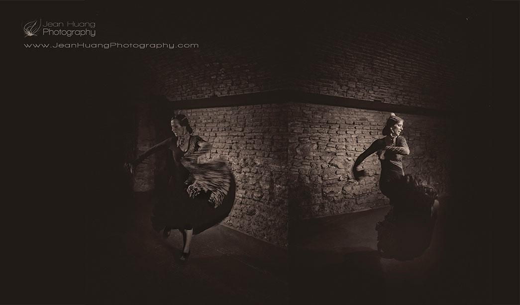 Flamenco Dance - ©Jean Huang Photography