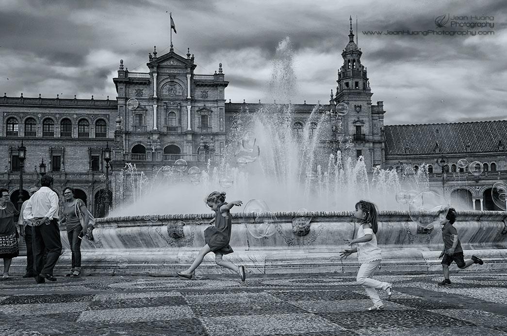 Bubble Fun - ©Jean Huang Photography