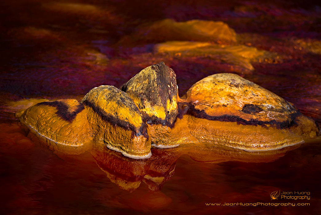Rock-and-Its-Reflection-Rio-Tinto-Spain-Copyright-Jean-Huang-Photography