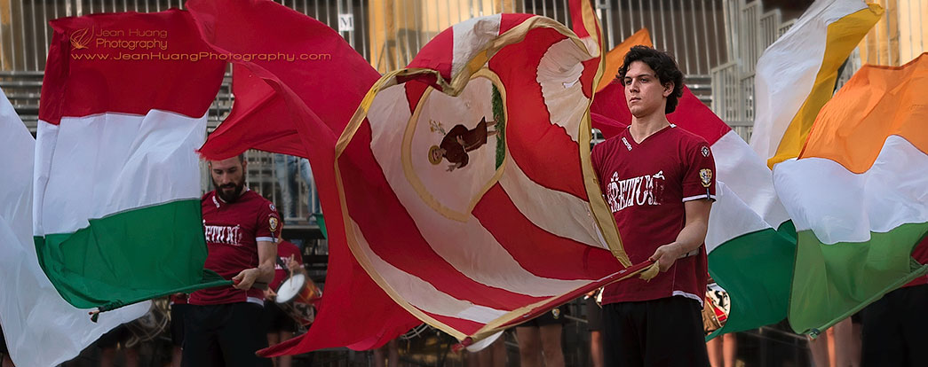 Flagwavers-Arezzo-Italy-Copyright-Jean-Huang-Photography