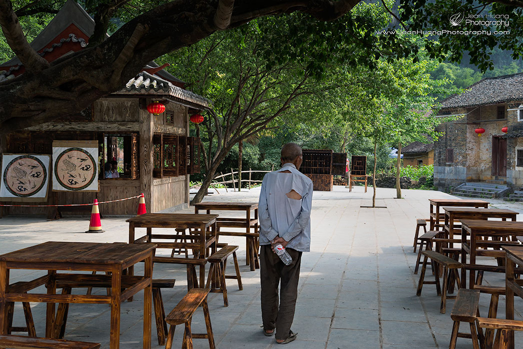 Afternoon-Tea-Huangyao-Guangxi-China-Copyright-Jean-Huang-Photography