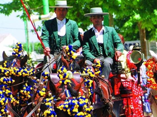 Horseriding El Puerto de Santa Maria