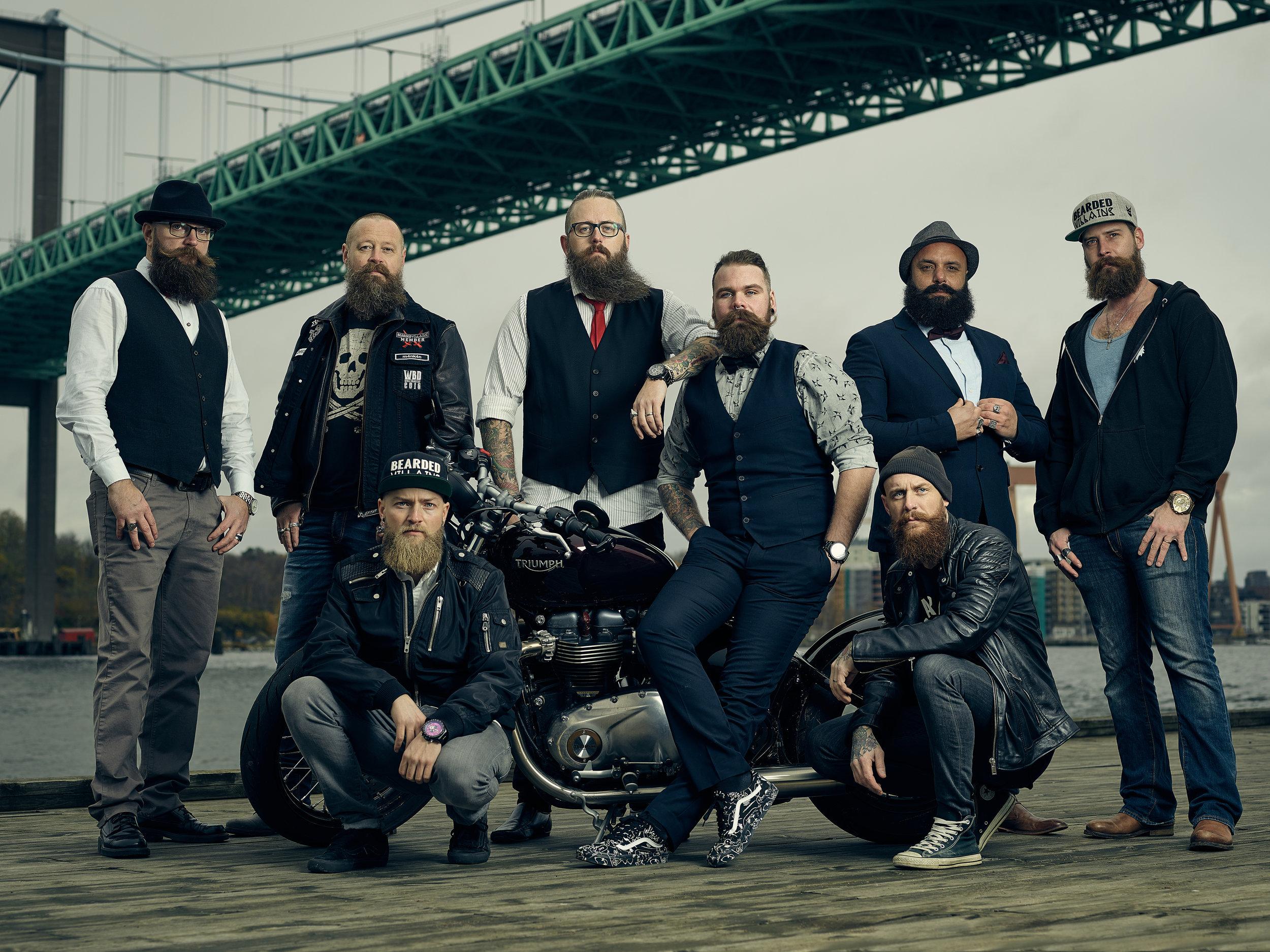 The Beards of Gothenburg