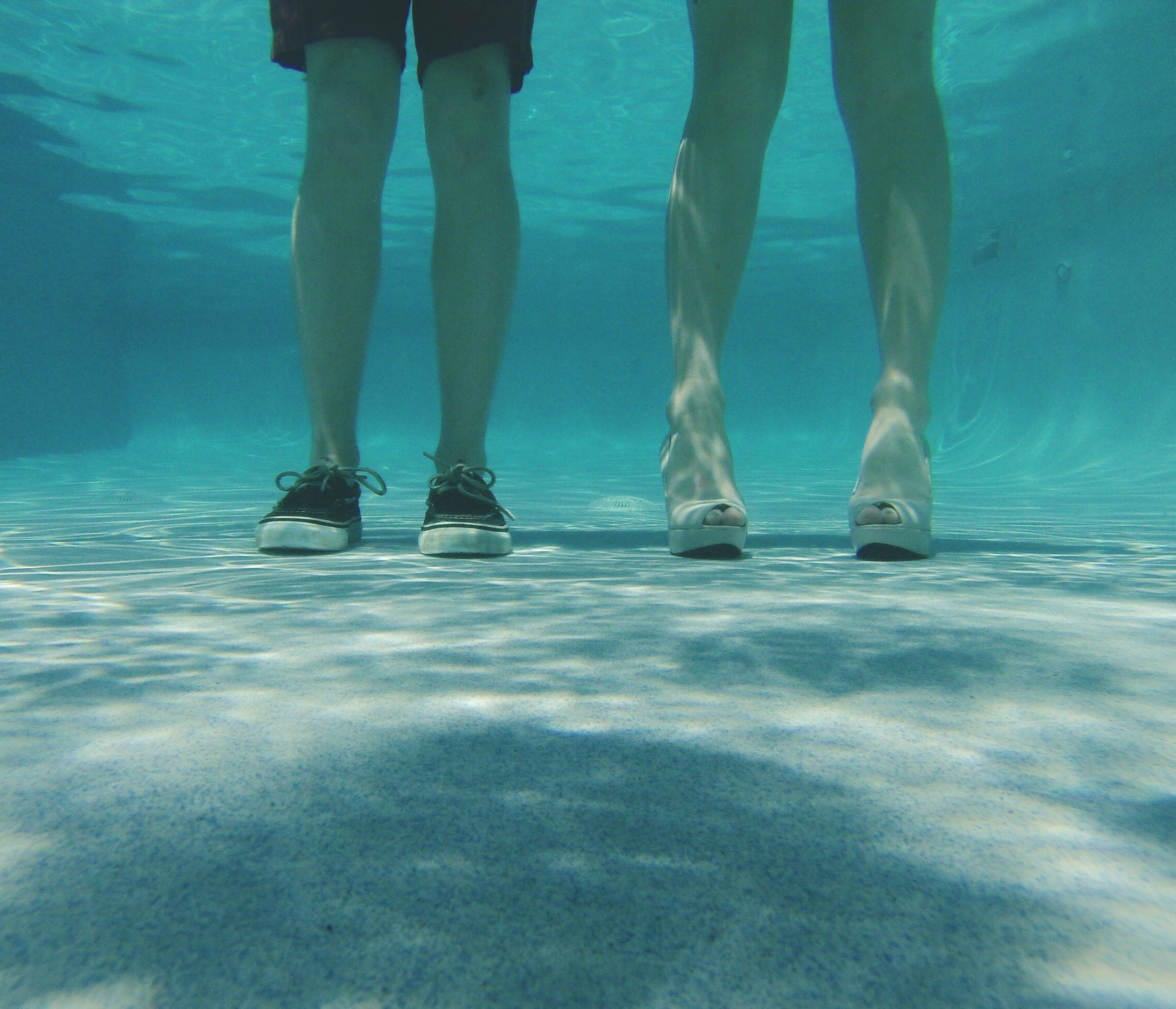 Underwater Engagement Feet