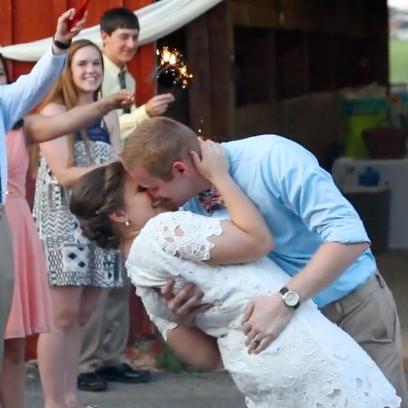 Emily     Wedding Videography