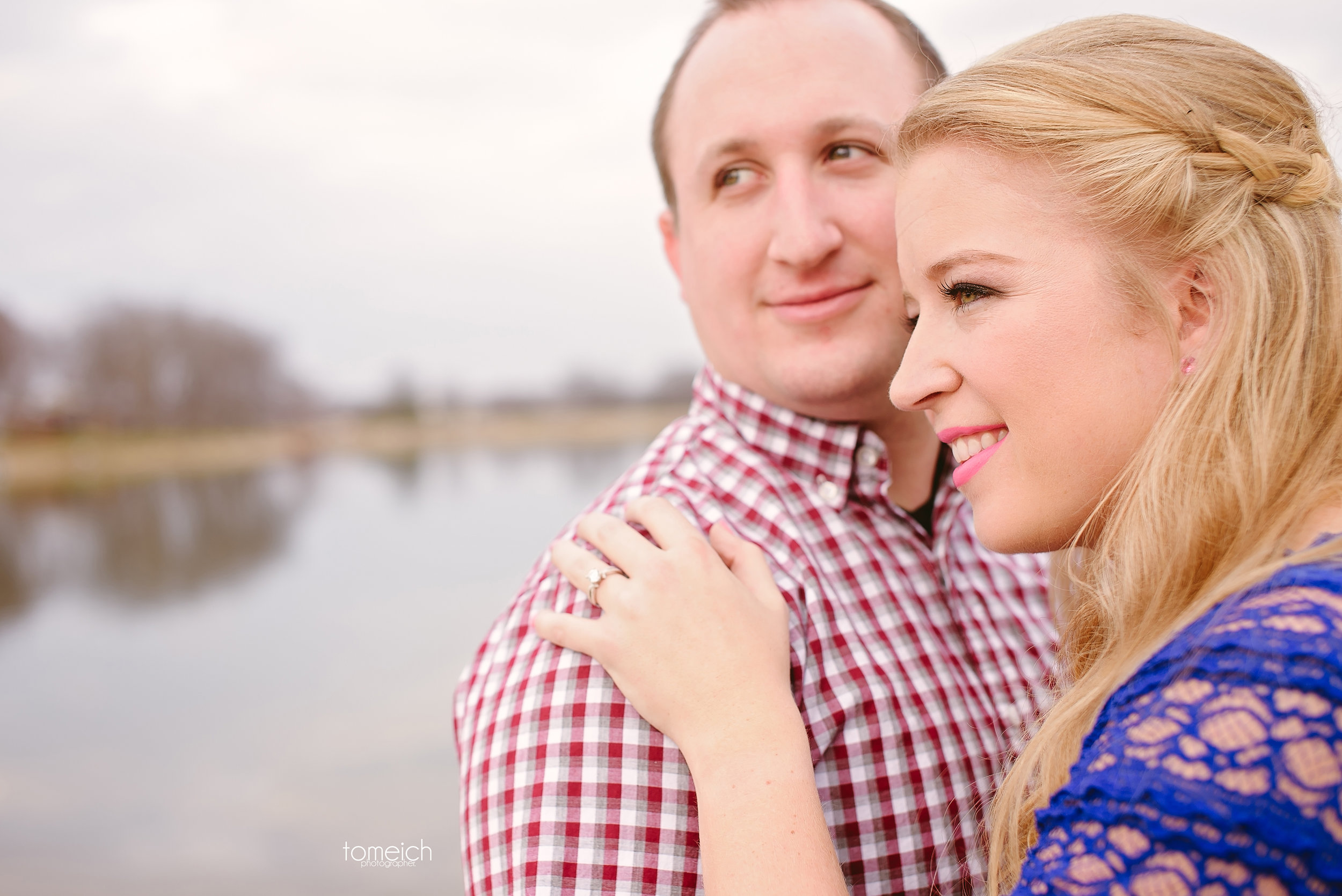 lake saint louis engagement
