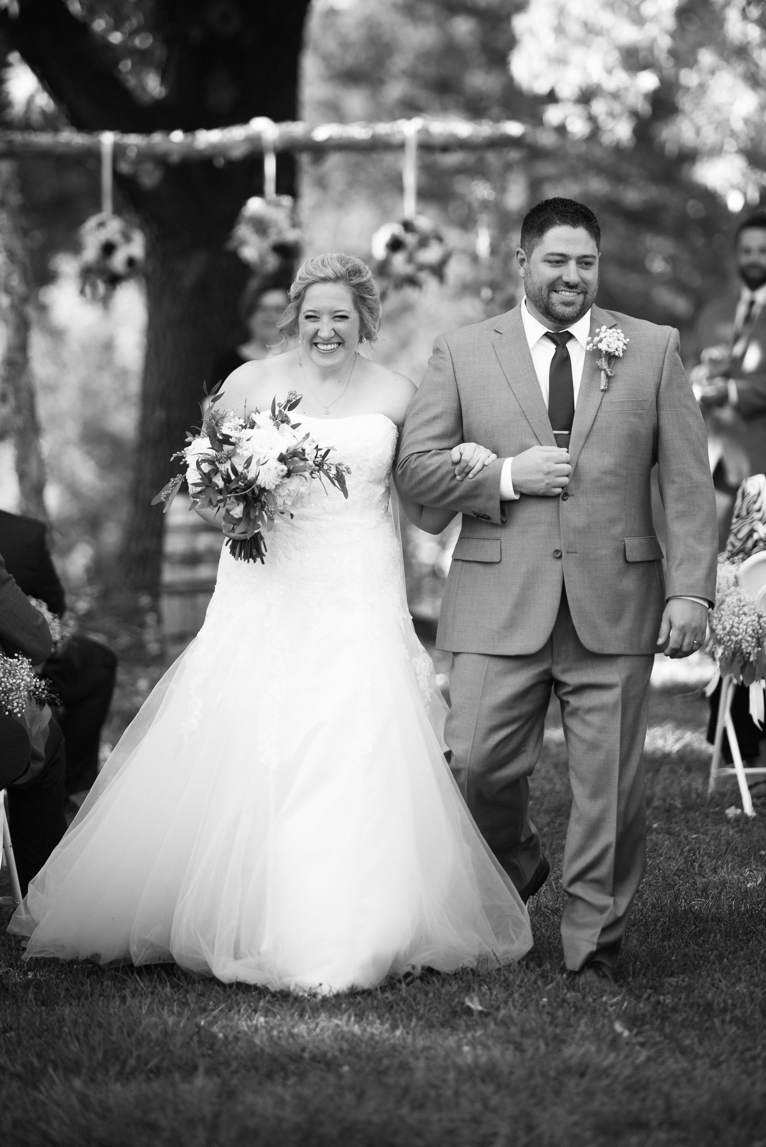 Cedar Creek Wedding