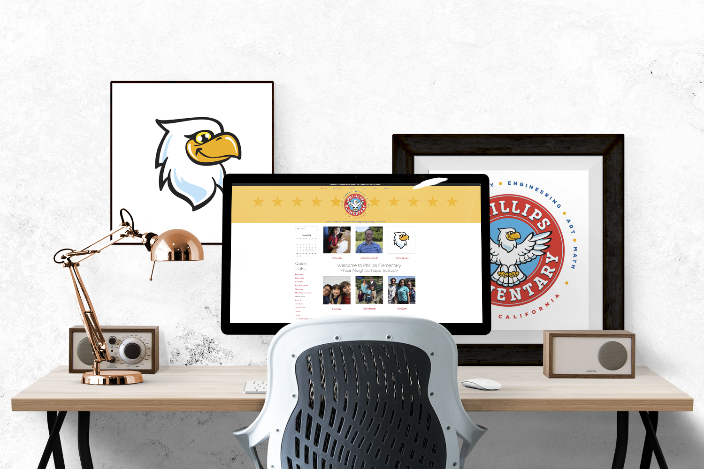 Website & Brand Development Napa Valley School