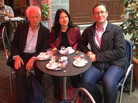 Robert Cahen, Maren Ruben, Jean-François Kaiser