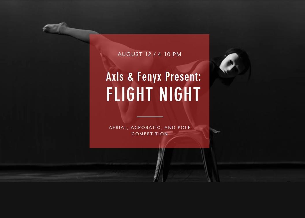 Flight Night Houston Competition