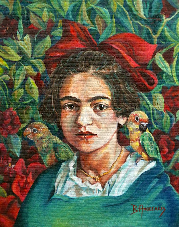 Young Frida (2014)