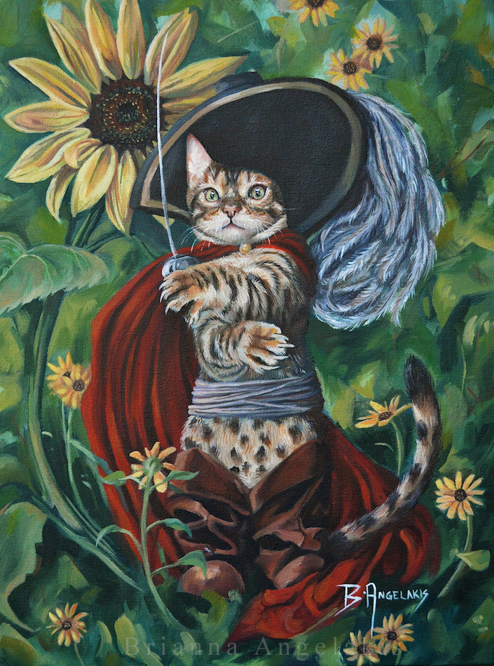 A Puss in Boots (2014)