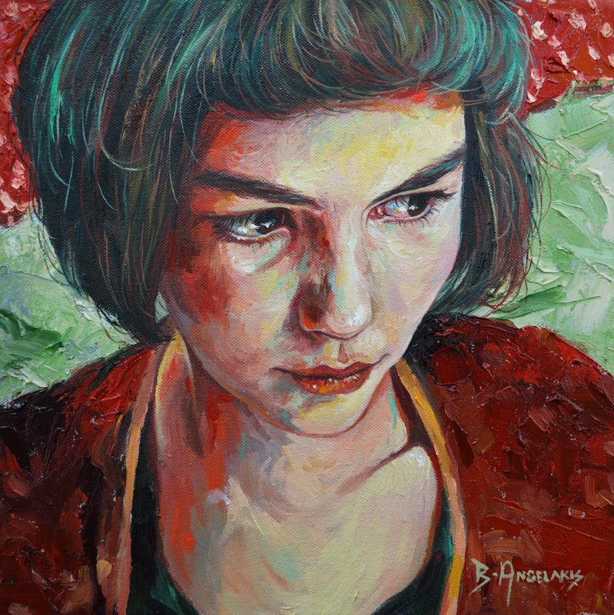 A Portrait of Amelie