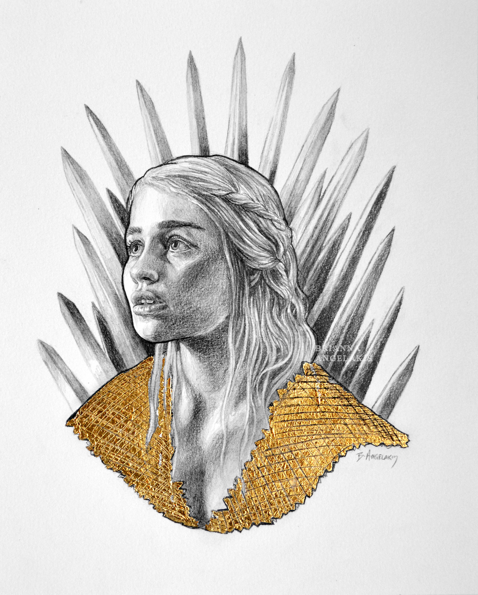 Game of Thrones: A Portrait of Daenerys
