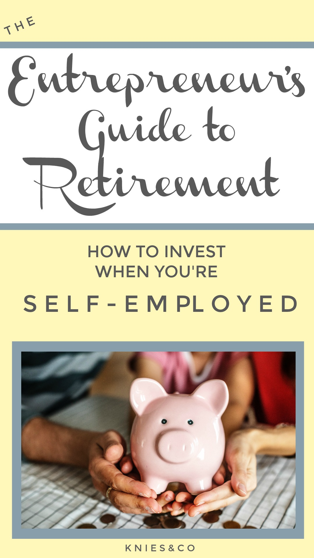 retirement investing strategy for entrepreneurs