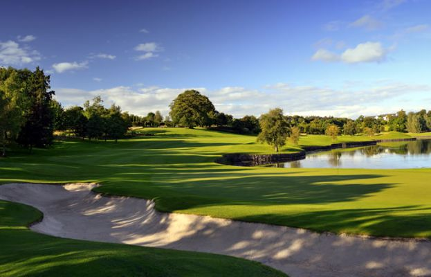 Slieve Russell Par 5 13th