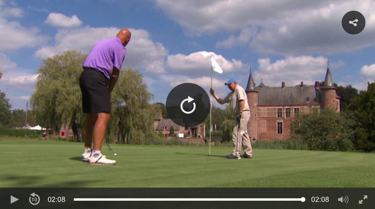 Kanaal Z, Flanders' lifestyle TV station - New Golf Walhalla?