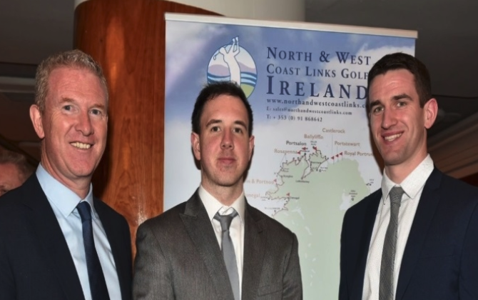North & West Coast Links Golf Ireland - With 30 years experience in promoting Links Golf in Ireland, we pride ourselves in our ability to offer unforgettable Ireland Golf Trips along with value for money and excellent customer service.CEO, John McLoughlin