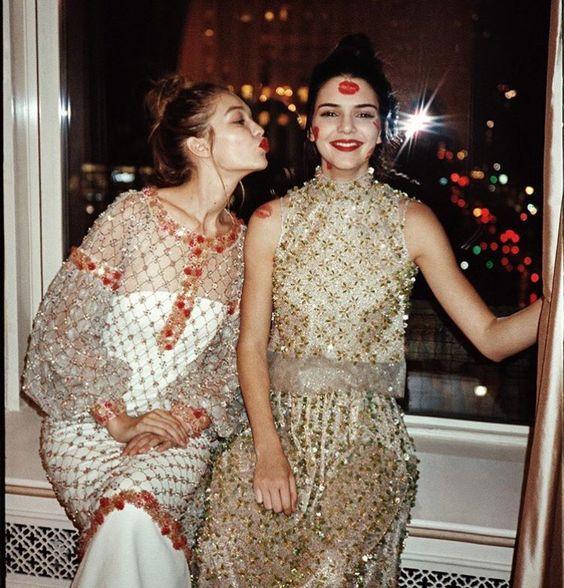 Photo courtesy of  Vogue .