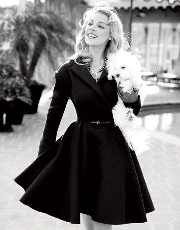 Catherine Heigl, Harper's Bazaar, June 2010
