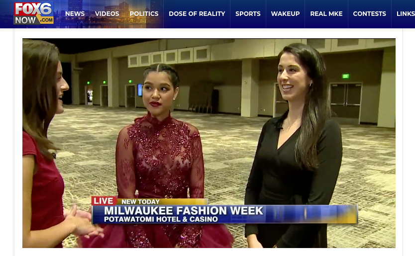 FOX 6 NEWS - See all the glitz and glam of the fashion world during the 4th annual Milwaukee Fashion Week.READ MORE