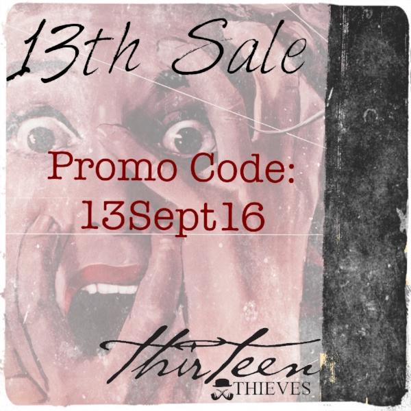 13th sale promo