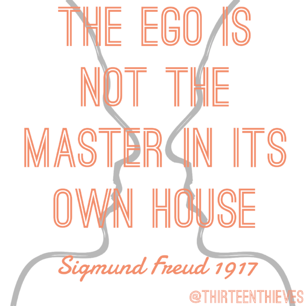 Ego is not the Master