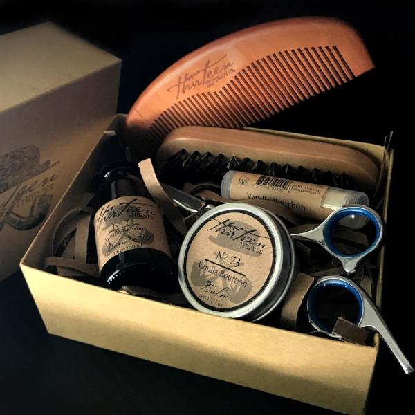 Ultimate Beard Grooming Kit Thirteen Thieves