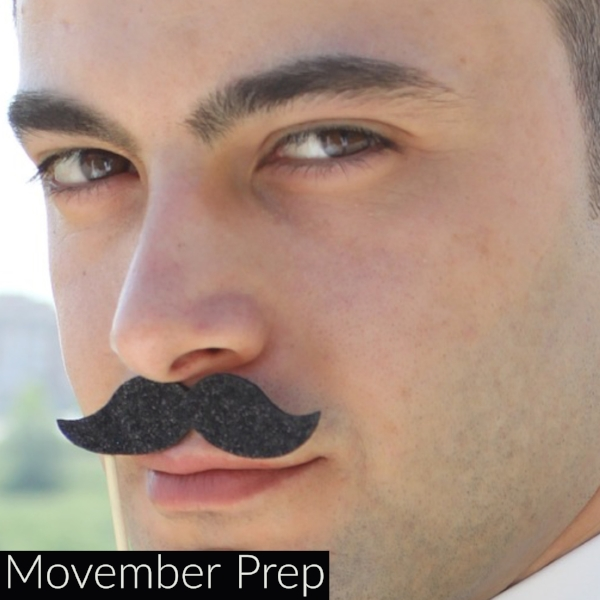 Thirteen Thieves Movember Prep