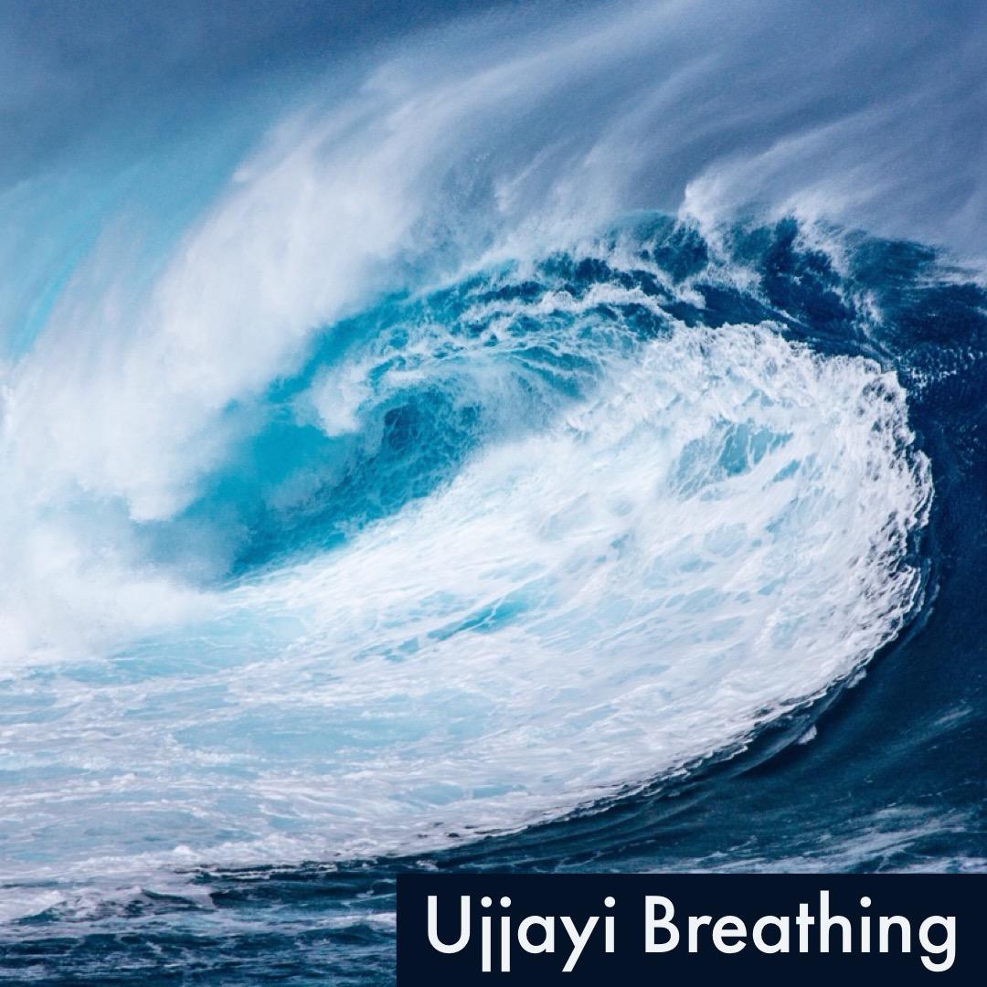 Ujjayi Breathing Thirteen Thieves