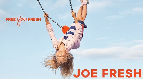 Free Your Fresh ☀️ @joefresh Kids Grooming @alyssalorraineartist