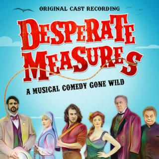 Desperate Measures Original Cast Recording, released by Sony Masterworks Broadway. Music Direction, Orchestrations, Piano and Harmonica by David Hancock Turner.