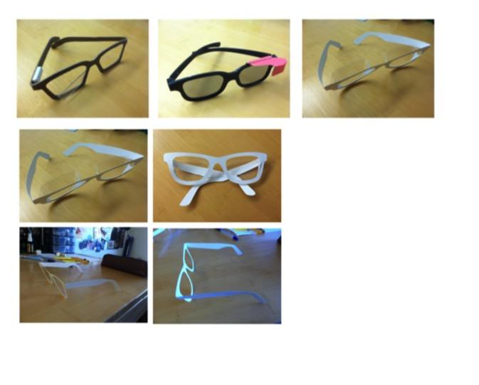 Paper model prototyping