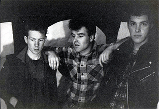 Tighe, Reed, and Tilleard in 1981