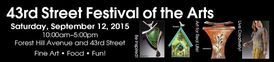 43rd Street Festival
