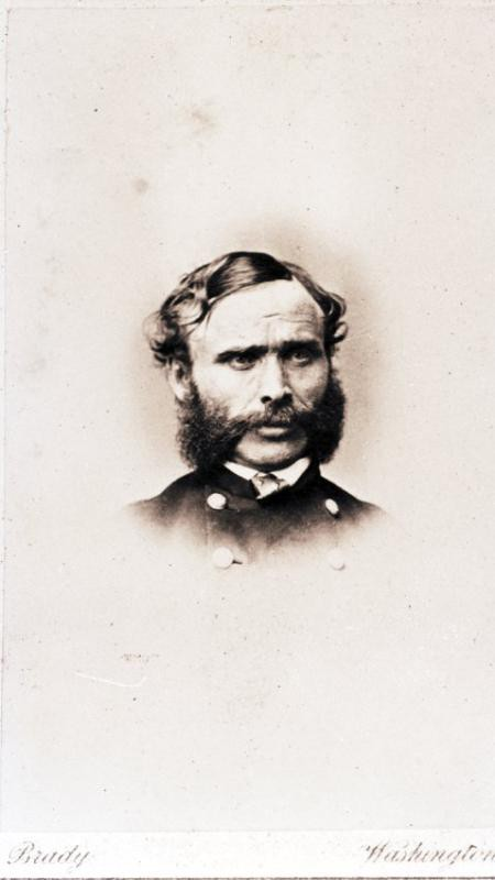 Freeman McGilvery (Maine State Archives)