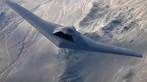 UCLASS Drone Concept Design (Lockheed Martin)