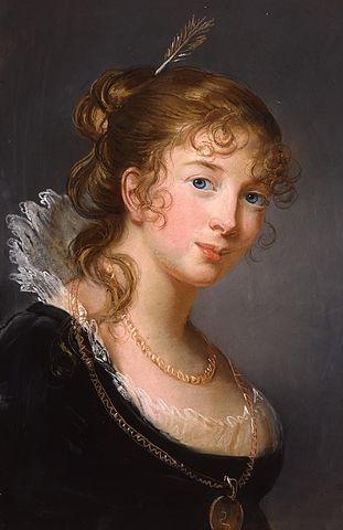 Princess Louise Radziwill of Prussia (Wikimedia Commons)