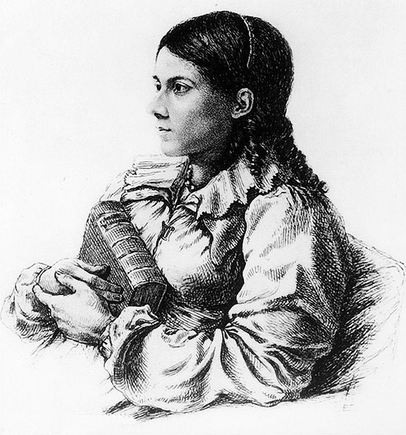 Bettina von Arnim (Public Domain)