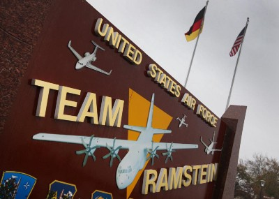 Ramstein Air Force Germany is one of the mega-bases which resemble medium state side cities. It is an anchor for bases in the Kaiserslautern military community.