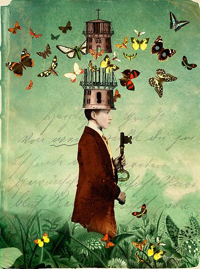 """Free Your Mind"" by Catrin Welz-Stein"