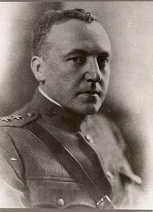 Major General Fox Conner (U.S. War Department Photo)