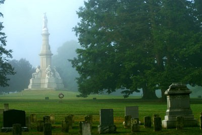 Gettysburg National Cemetery (National Park Service)