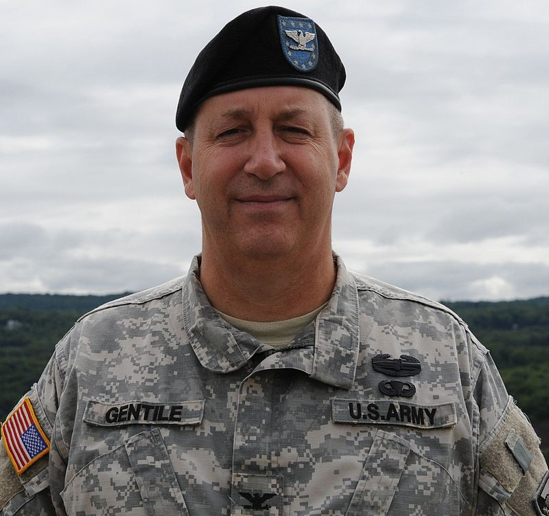 Col Gian Gentile (U.S. Army Photo)