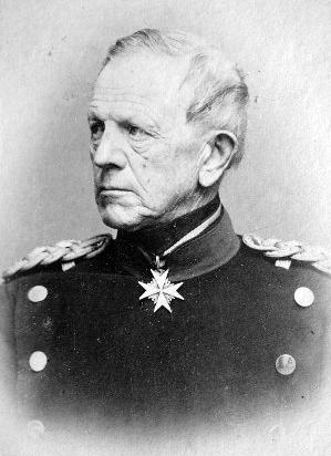 Generalfeldmarschall Helmuth Karl Bernhard von Moltke