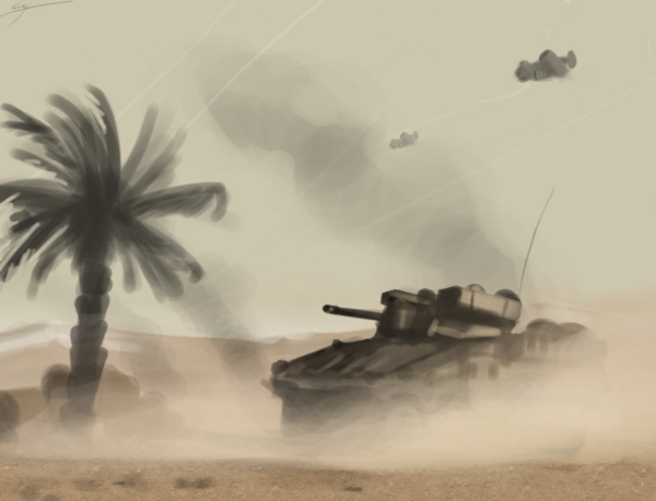 Combined Arms by CSP499 (DeviantArt)