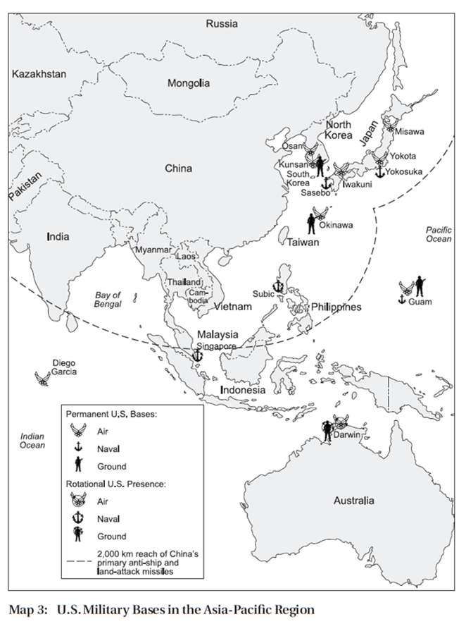 Image from Robert Haddick, Fire on the Water: China, America, and the Future of the Pacific (Annapolis: Naval Institute Press, 2014), 60.