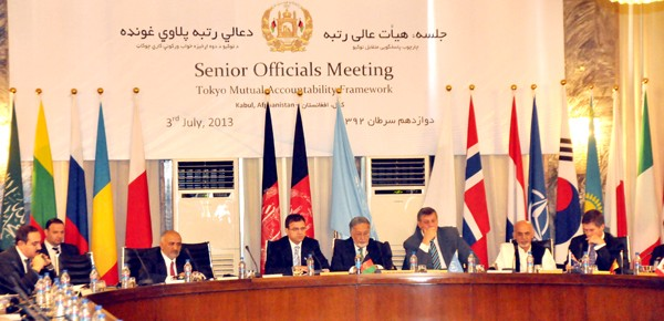 The Tokyo Conference was held in Japan in July 8th 2012, where the International Community and the Afghan Government met to reaffirm and further consolidate their partnership from Transition to the Transformation Decade (2015-2024).