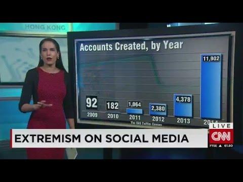""""""" Battling ISIS on Social Media ,"""" CNN (March 12, 2015)"""