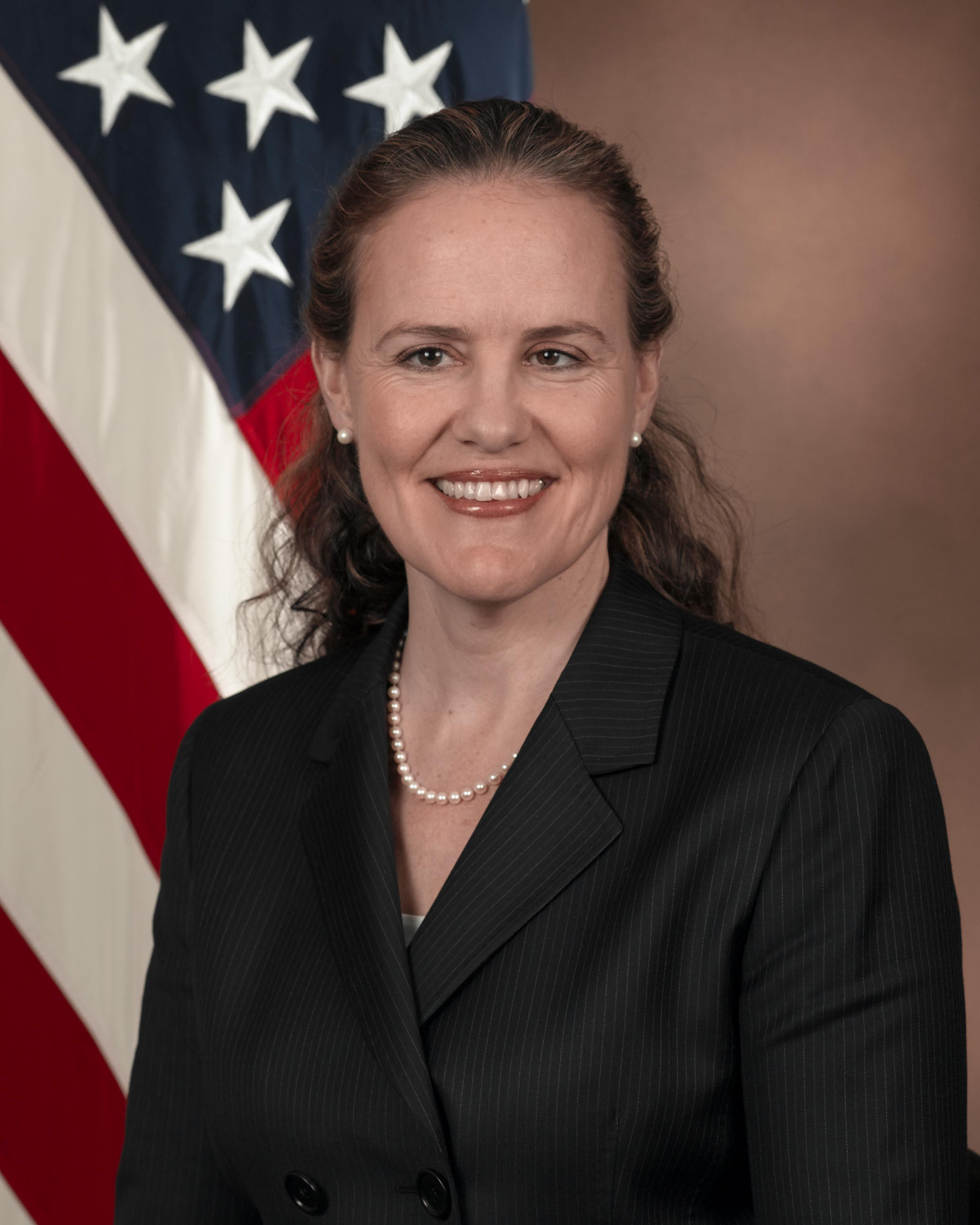 Michelle A. Flournoy, portrait taken as Under Secretary of Defense for Policy (Wikimedia Commons)